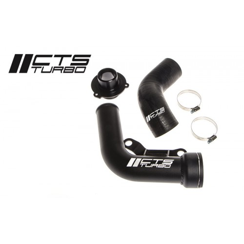CTS Turbo K04 Turbo Outlet Pipe for 2.0T FSI