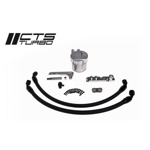 CTS Turbo Catch Can Kit for 2.0T FSI