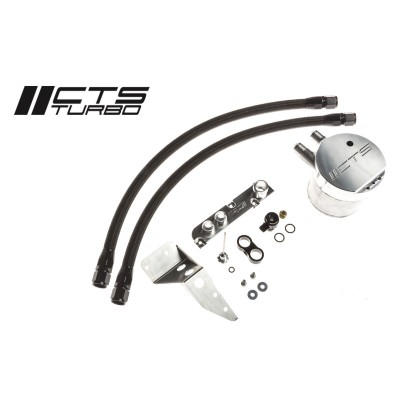 CTS Turbo 2.0T Catch Can Kit