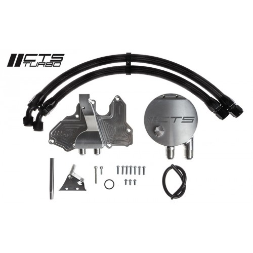 CTS Turbo Catch Can Kit