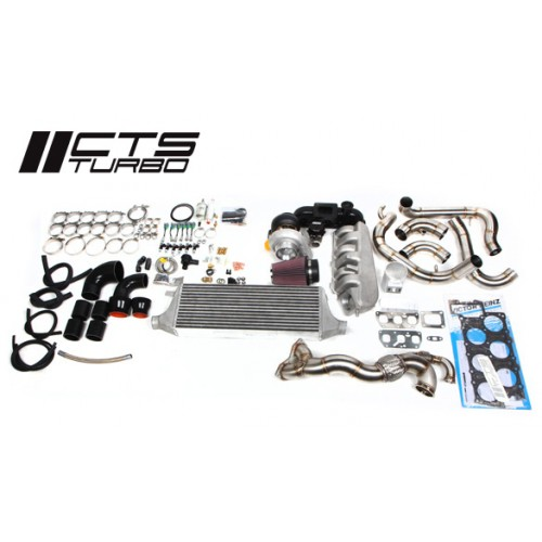 CTS Turbo Stg 4 Turbo Kit