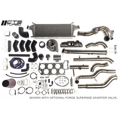 CTS Turbo MK5 R32 STG 3 Turbo Kit