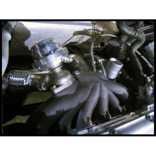 KINETIC STG 2 24V Turbo Kit