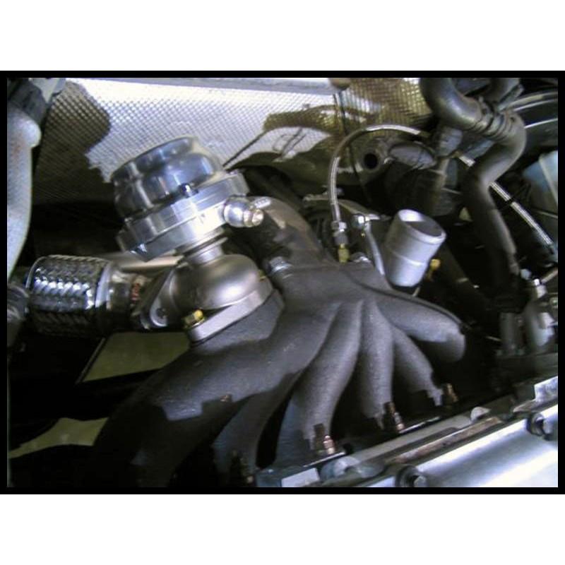 kinetic stg 3 24v turbo kit for volkswagen golf/gti/rabbit
