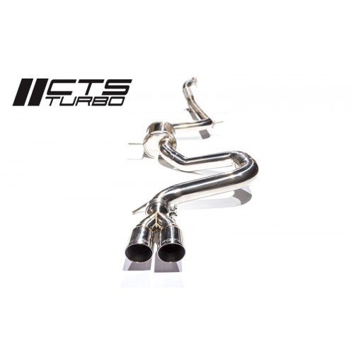 "CTS Turbo 3"" Turbo-back Exhaust"