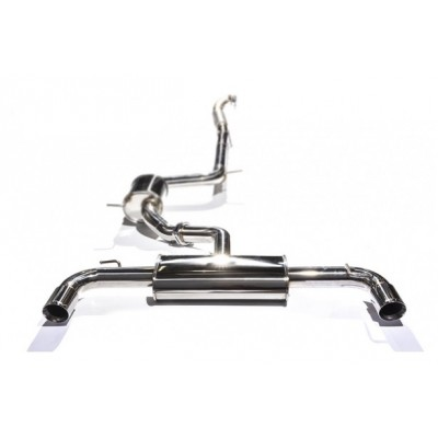 "CTS Turbo 3"" Turbo Back Exhaust for MK6"