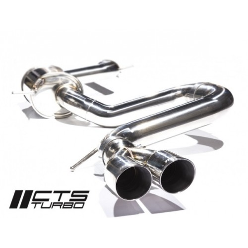 "CTS Turbo 3"" Cat-back Exhaust"