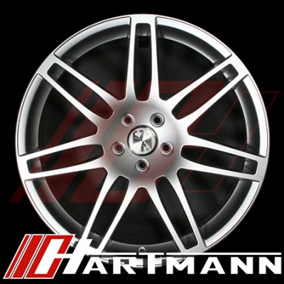 Hartmann - HRs4 252 Replicas - Gloss Silver Finish