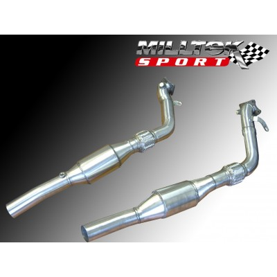 Milltek RS6 Downpipes