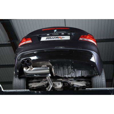 Milltek Secondary Cat Back Exhaust