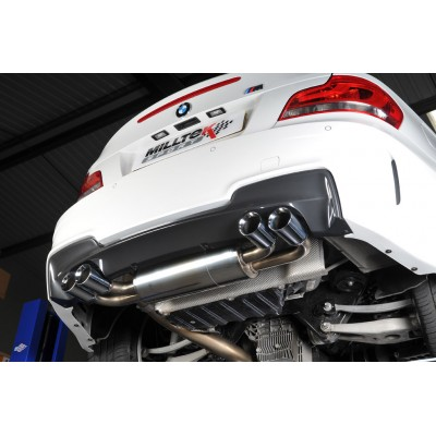 Milltek Secondary Cat Back Exhaust for 135i