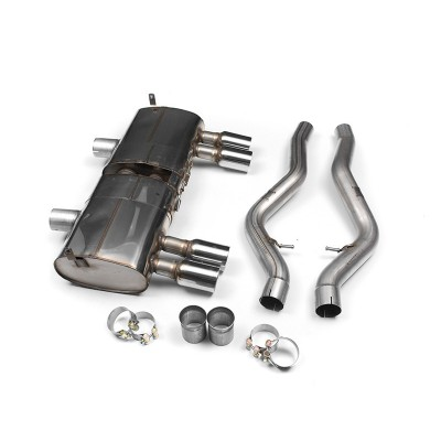 Milltek E9x Cat Back Exhaust