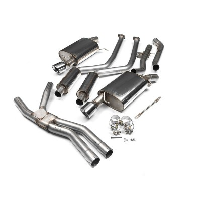 Milltek E90/E92/E93 335i Cat Back Exhaust