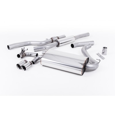"Milltek 428i ""OE Style"" Cat Back Exhaust"
