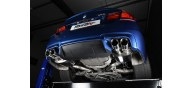 Milltek Turbo V8 Cat-back for F10 M5