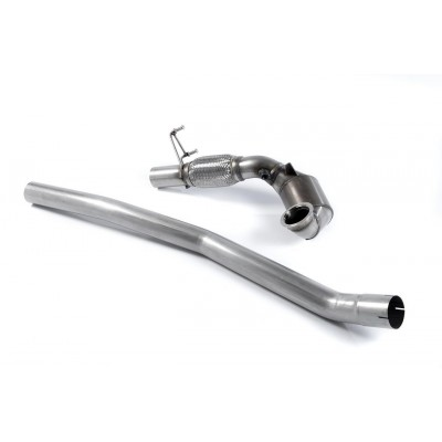 "Milltek 3"" AWD Downpipe Catted"