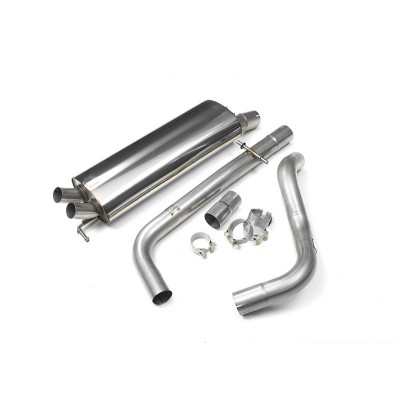 Milltek 1.9TDI Cat Back Exhaust
