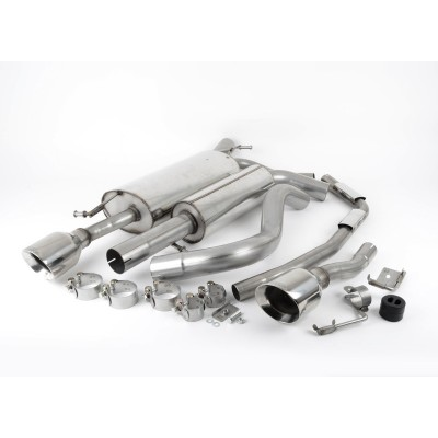 Milltek R32 Style Cat Back Exhaust