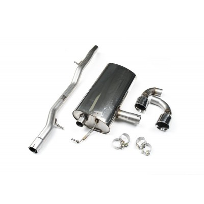 Milltek R32 Cat back Exhaust Non-Res