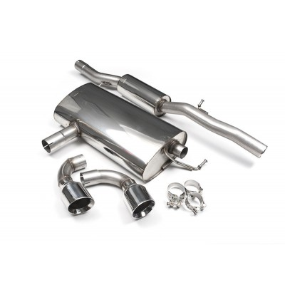 Milltek R32 Cat back Exhaust Res