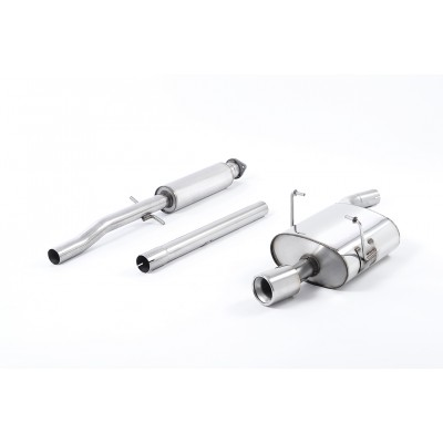 Milltek  Mini Cooper R50 Cat Back Exhaust