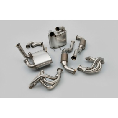 Milltek 997 Full Exhaust System
