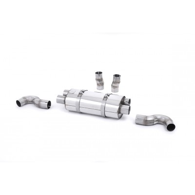 Milltek 997.2TT Cat Back Exhaust