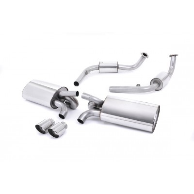 Milltek 981S Cat Back Exhaust