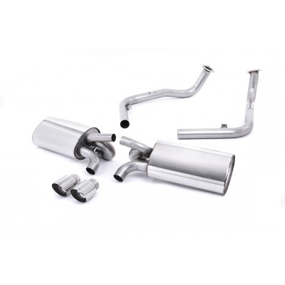 Milltek Cat-Back Exhaust for 987S