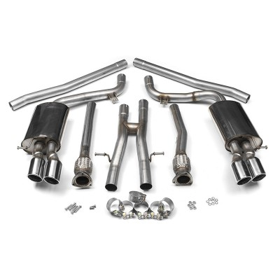 Milltek S6 V10 Cat Back Exhaust