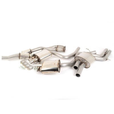 Milltek RS5 Cat Back Exhaust