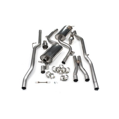 Milltek Cat Back Exhaust