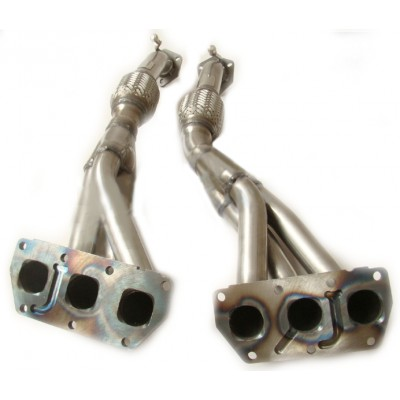 Milltek R32 Manifolds and Cat Delete