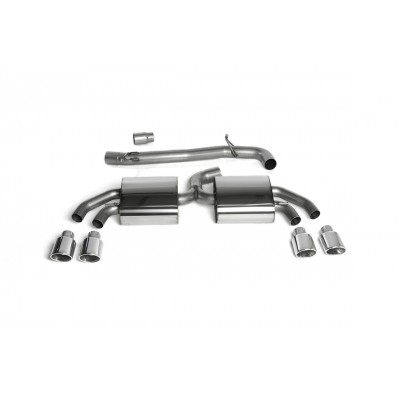 "Milltek TTS 3"" Cat Back Exhaust"