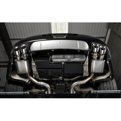 Milltek Cat Back Exhaust EURO Edition System