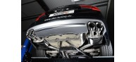 Milltek 4.0T Cat-Back Valvesonic Exhaust Resonated