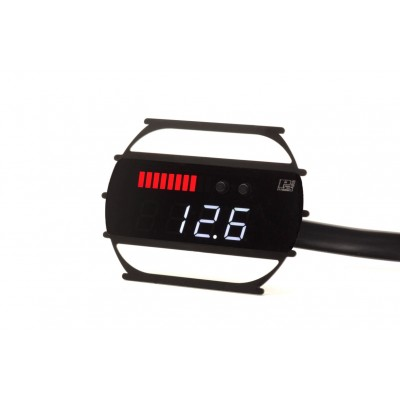 P3 Cars Boost Gauge