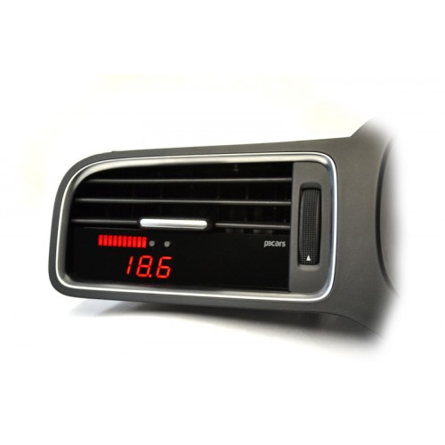 P3 Cars Vent Integrated Digital Interface
