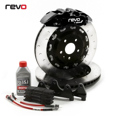 Revo 380 x 32mm Mono6 Big Brake Kit by Alcon