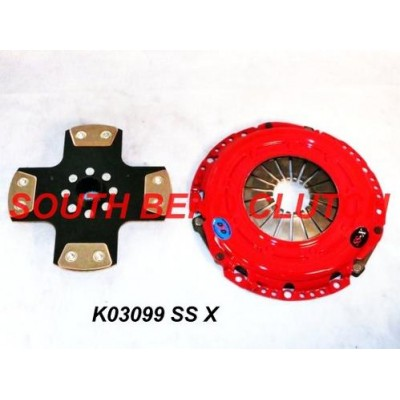 South Bend Stage 4 Clutch Kit