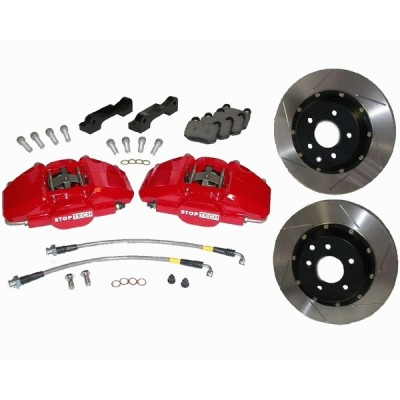 Stoptech Rear 328x28 ST-22 Big Brake Kit