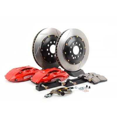 StopTech Rear 332x32 ST-40 Big Brake Kit
