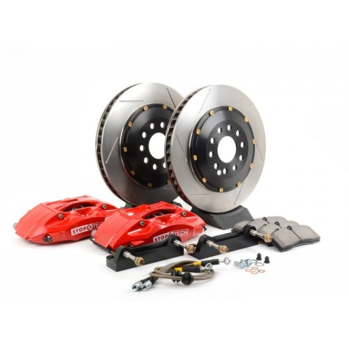 StopTech Rear 328x28 ST-40 Big Brake Kit
