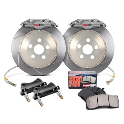 Stoptech Rear 328x28 STR-22 Trophy Big Brake Kit