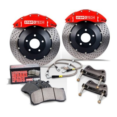 StopTech Front 380x32 ST-60 Big Brake Kit