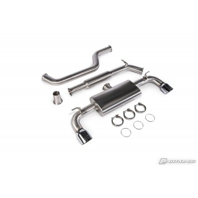 Unitronic MK7 GTI MQB Cat-Back Exhaust System