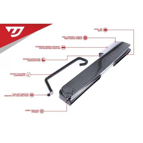 Unitronic Carbon Fiber Air Duct for 1.8/2.0 TSI MQB