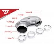 "Unitronic 4"" Turbo Inlet Elbow for 2.5TFSI"