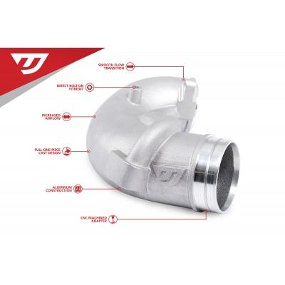 "Unitronic 3"" Turbo Inlet Elbow for 2.5TFSI"