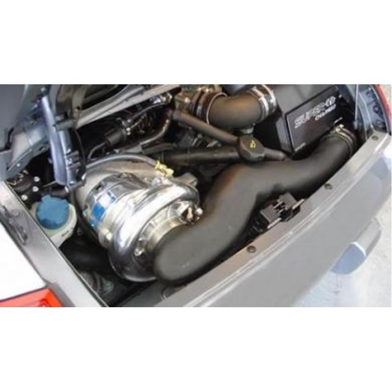 Porsche 996 Engine Hp: VF Engineering Porsche 996 3.6L Supercharger System